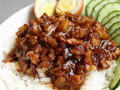 郑州专业小吃培训公司——台湾美食卤肉饭训资讯