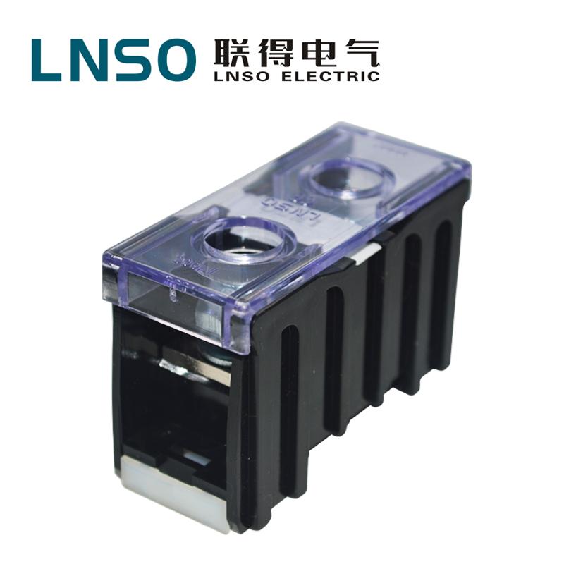 接线端子供销,供应联得电气实用的螺钉式多级接线端子