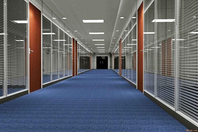 西安铝合金隔墙定制_信誉好的西安玻璃隔断厂家是哪家