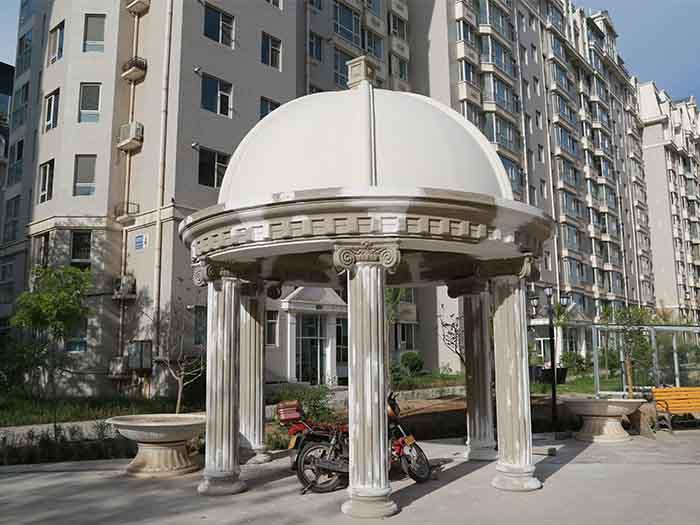 宁夏GRC构件_宁夏启源达古建筑您的品质之选,宁夏GRC构件