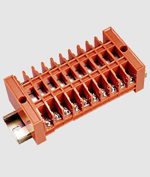 联得电气_普通型导轨组合接线端子价格优惠_接线端子型号