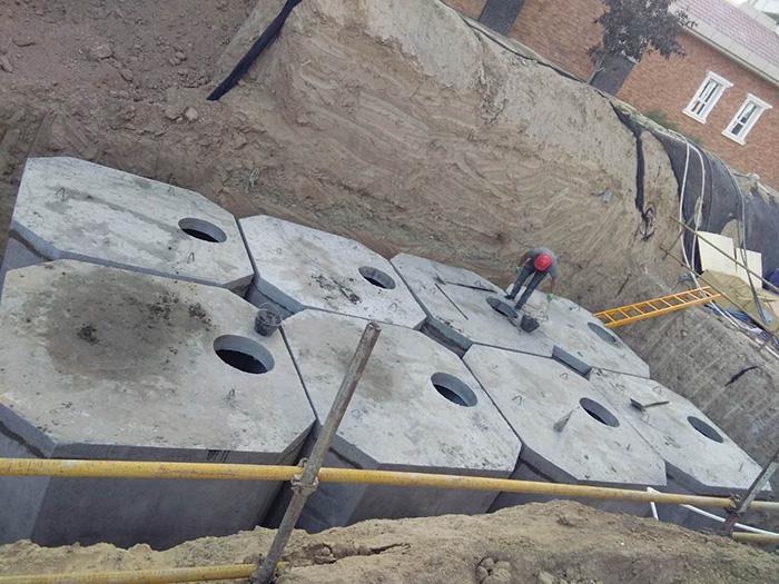 寧夏水泥化糞池生產廠家-固原通利達的產品有保障
