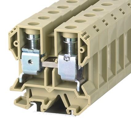 供应温州高质量的通用型接线端子——双层端子生产厂家