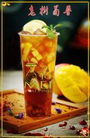 山东桔莓柚苹奶茶供应,中国西安奶茶店加盟