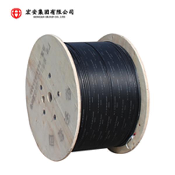 优质蝶形隐形光缆,皮线光缆,GYDTA光缆就找名企威海宏安