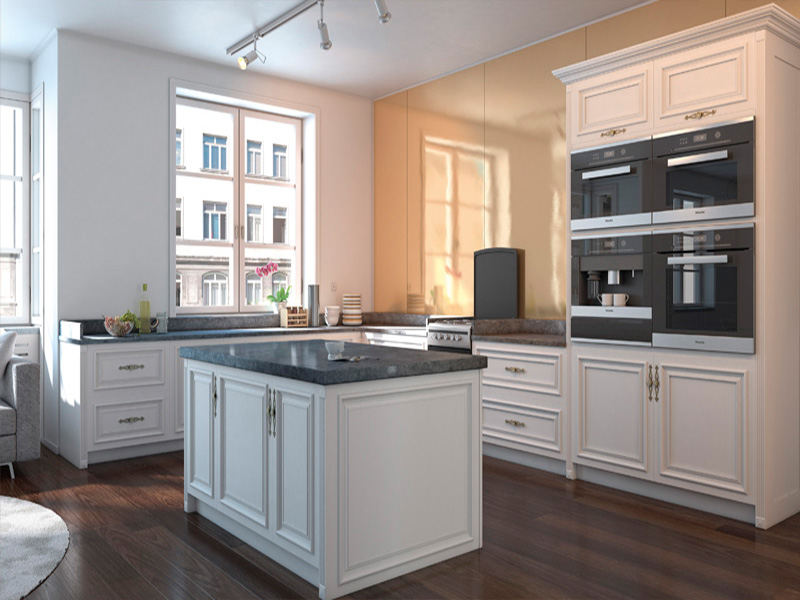 个性橱柜 广东好之柜科技优惠的厨房铝合金柜体