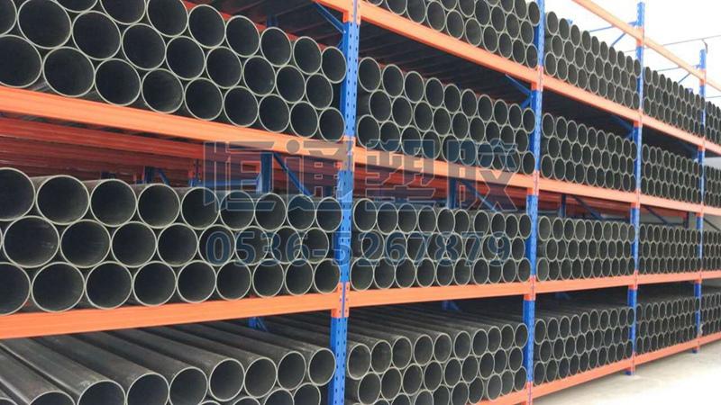 PVC供水管品牌 知名的PVC供水管供应商当属恒通塑胶