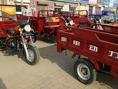 电动三轮快递车-买专业的电动环卫三轮车当然是到汇利广达商贸有限公司了
