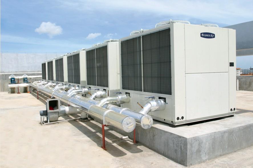 酒泉中央空调-放心的空调安装工程上哪找