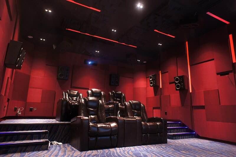 山东定制家庭影院价位|专业设计安装调试价格