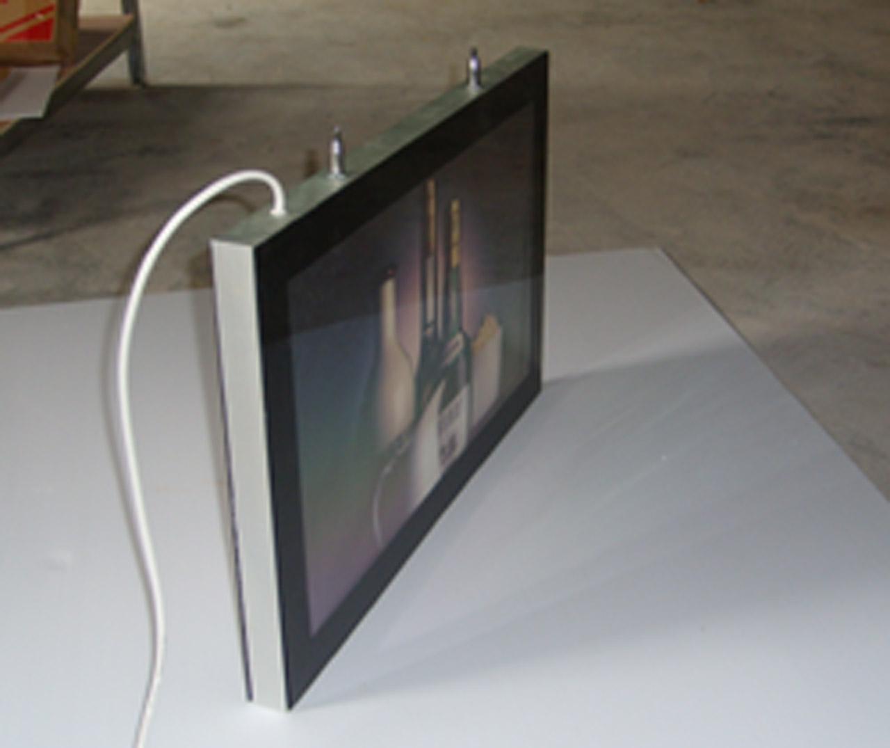 磁吸点餐灯箱-优良的超薄磁吸灯箱就在北京东方润光