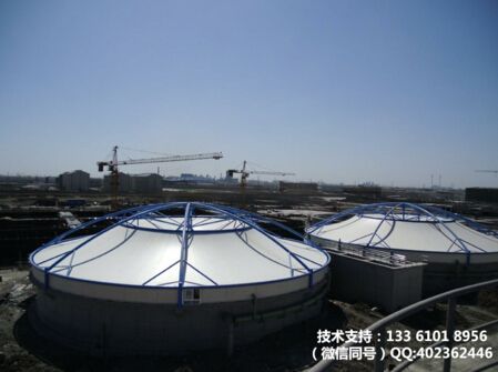 选污水池密封除臭找山东环科环保科技 污水池密封除臭哪里有