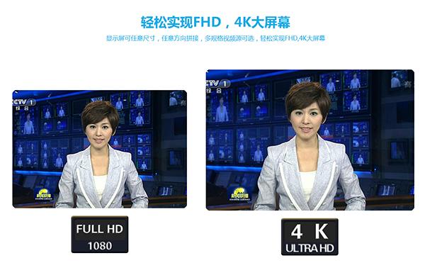 深圳鑫彩晨小间距LED显示屏供应厂家 LED显示屏多少钱
