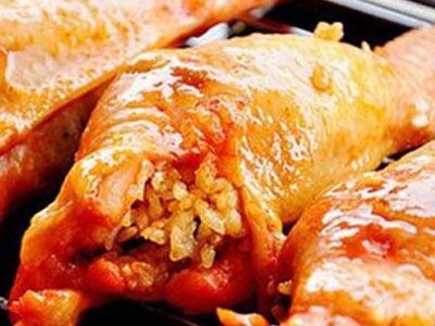河南专业的鸡翅包饭技术培训推荐 郑州鸡翅包饭加盟费