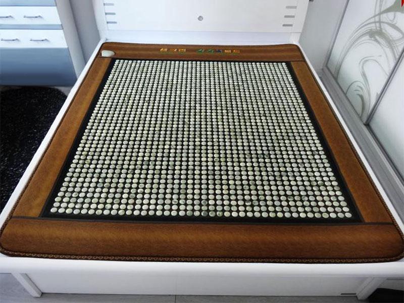 玉石加热床垫价格如何-优惠的正品玉石床垫