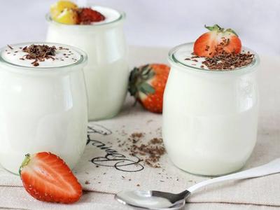哪里有酸奶制作培训 郑州酸奶制作培训平台