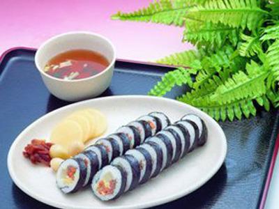 郑州紫菜包饭培训信息,想要韩式料理培训就到河南华百盛餐饮
