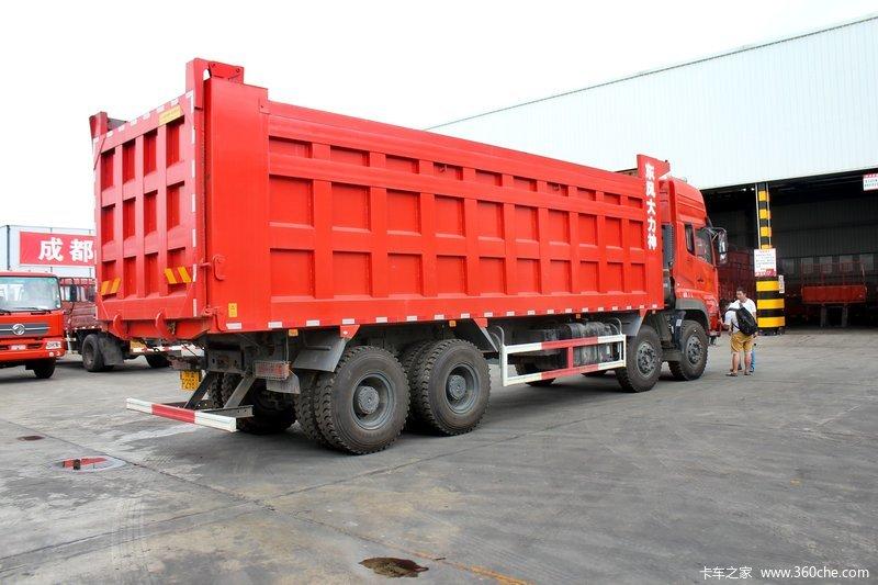 大力神重卡420马力8X4-凯恒货运提供优质的商用车东风大力神卡车
