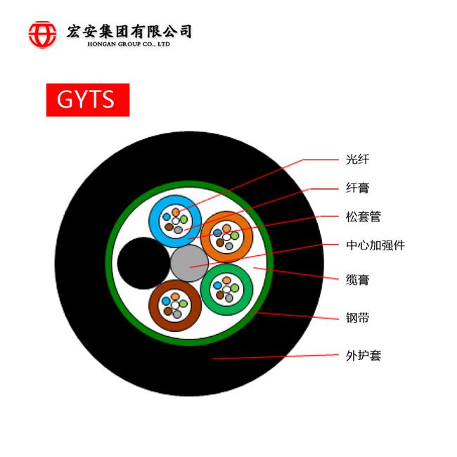 价位合理的通讯光纤,威海价位合理的GYTS光缆推荐