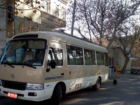 烟台汽车租赁服务包您满意 龙口烟台巴士租赁