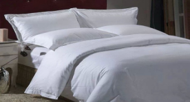 贵州宾馆床品-河北上等床上用品 三件套四件套报价