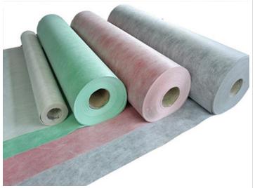 单个物体的结构素�_⑵ 该产品上下两表面粗糙,无纺布纤维呈无规则交叉结构,形成立体网孔