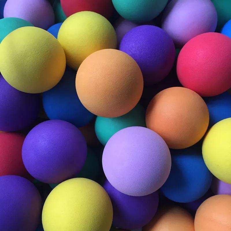 顺政发塑胶专业供应EVA小球|龙岗EVA小球