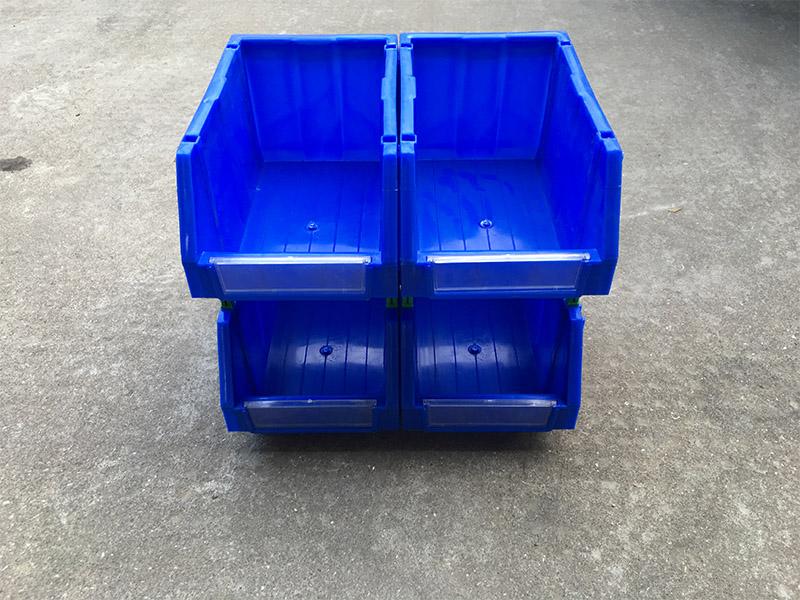 湖南零件盒-百一塑业供应安全的零件盒