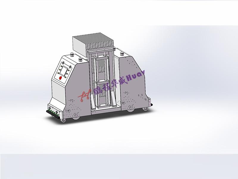 深圳靠谱的AGV小车供应商――叉板式AGV报价