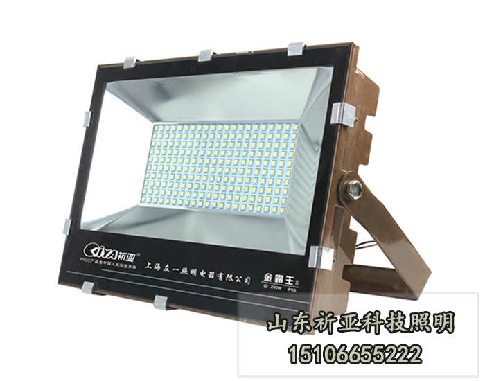 如何选购环保LED投光灯――供应临沂环保LED投光灯