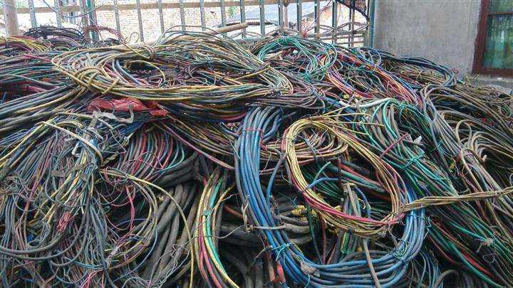 海口齐全电缆线供应,海口电缆回收