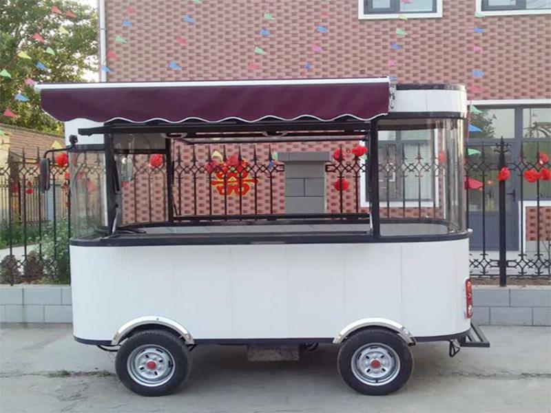 电动小吃车价格_安阳质量好的百货售卖车出售