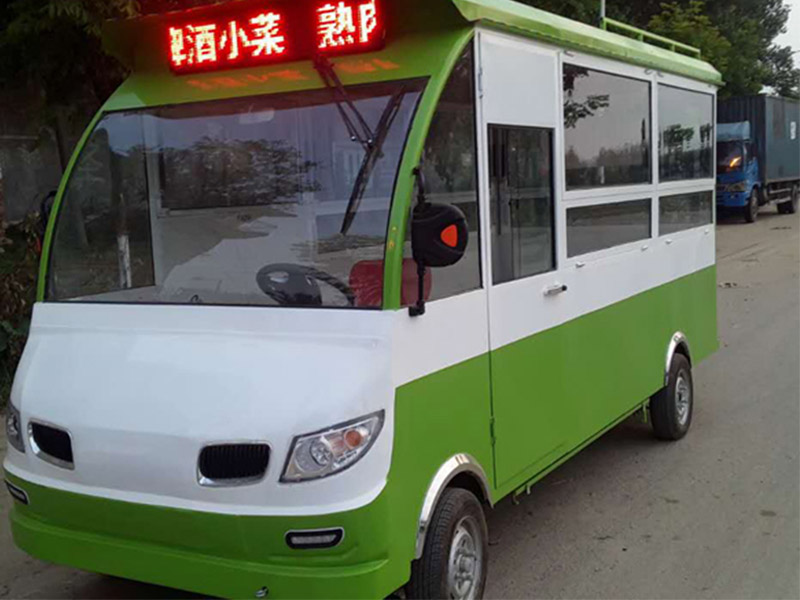 电动四轮小吃车价格-河南优良的小吃房车哪里有供应