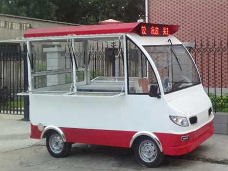 电动四轮小吃车价格|想买价位合理的小吃房车,就来美思嘉餐饮