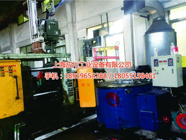 供應上海市江蘇生物質熔鋁爐廠家-生物質傾倒熔鋁爐
