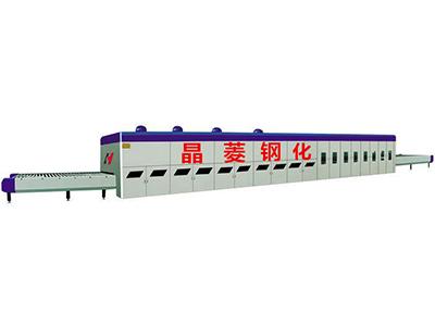 江蘇STG-A1235型水平鋼化爐機組_佛山市晶菱玻璃機械質量良好的玻璃鋼化爐