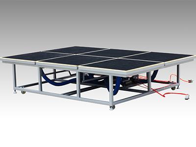中国全自动玻璃切割流水线-佛山市晶菱玻璃机械高性价全自动玻璃切割流水线出售