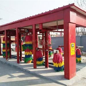 江苏加油站洗车机市场最新报价/加油站洗车设备多少钱一套