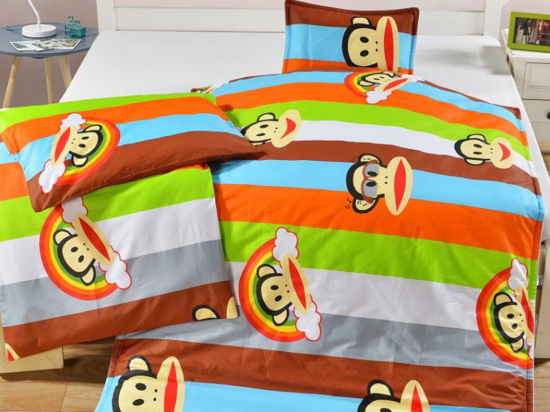 广州幼儿园三件套——山东知名的威尼斯38358幼儿园被子供应商