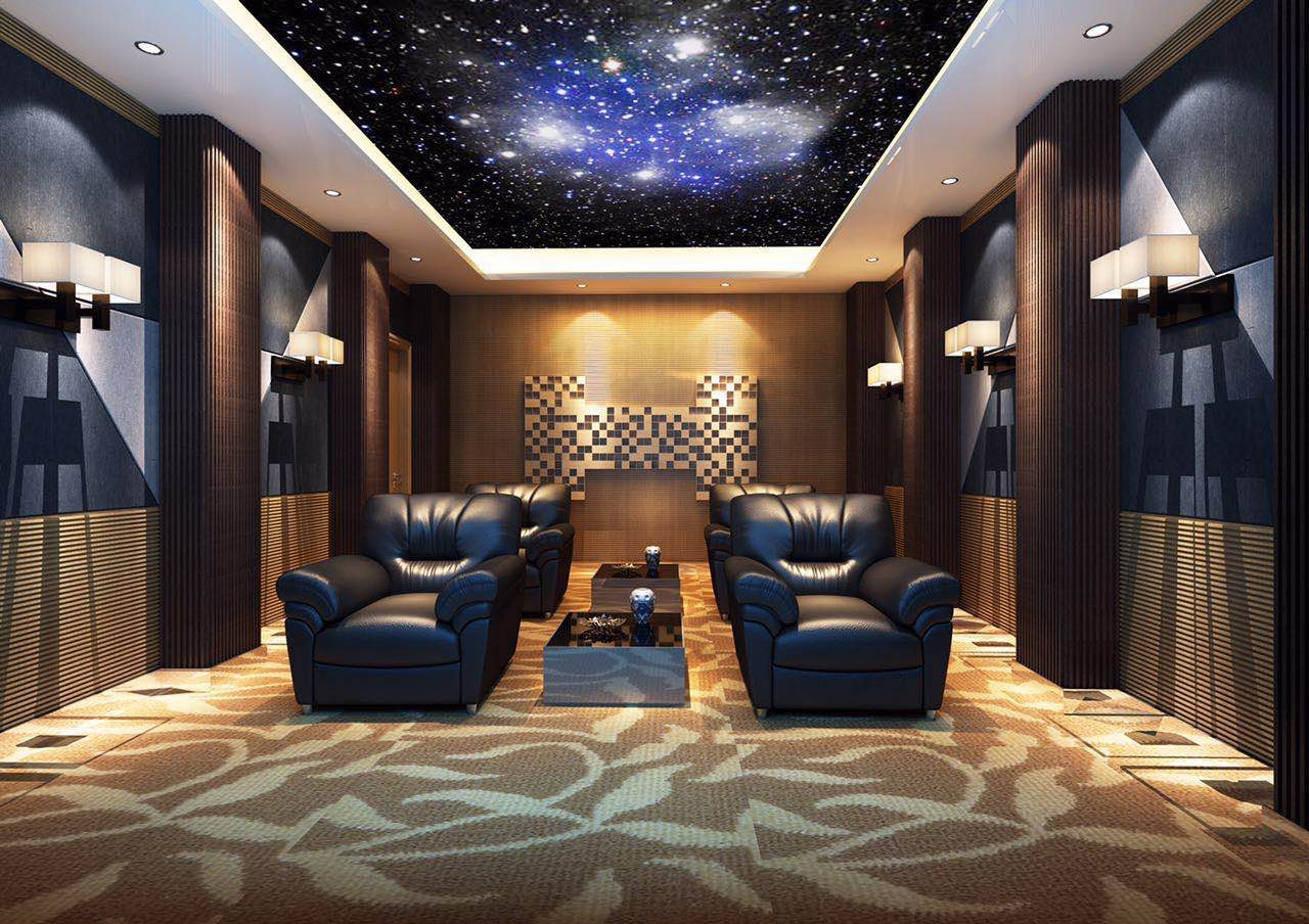青州音响店,专业定制家庭影院、影音室,卡拉ok设备