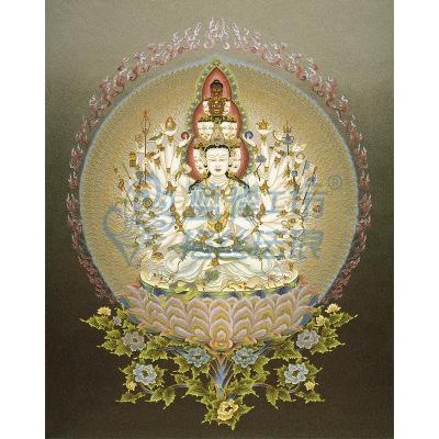江西高端装饰画,收藏价值高的佛像唐卡推荐
