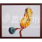 海南手绘唐卡-知名作家家居装饰品供应