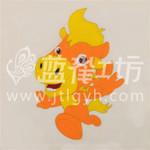 河北西藏唐卡-精美的卡通风格工艺画设计定制