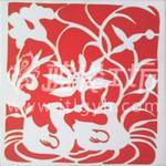 海南家居装饰画-供应出售剪纸