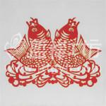 新疆景泰蓝掐丝珐琅画-出售精致的剪纸