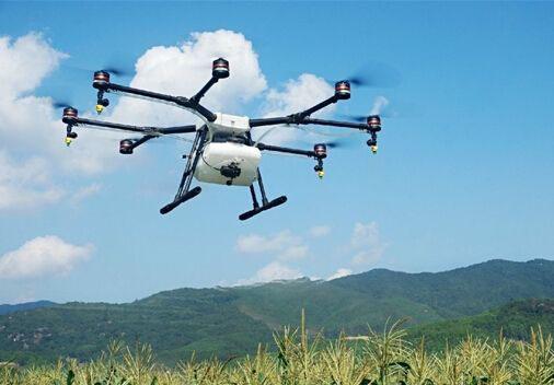 品质好的植保无人机当选山西无人机技术公司-晋中极飞无人机