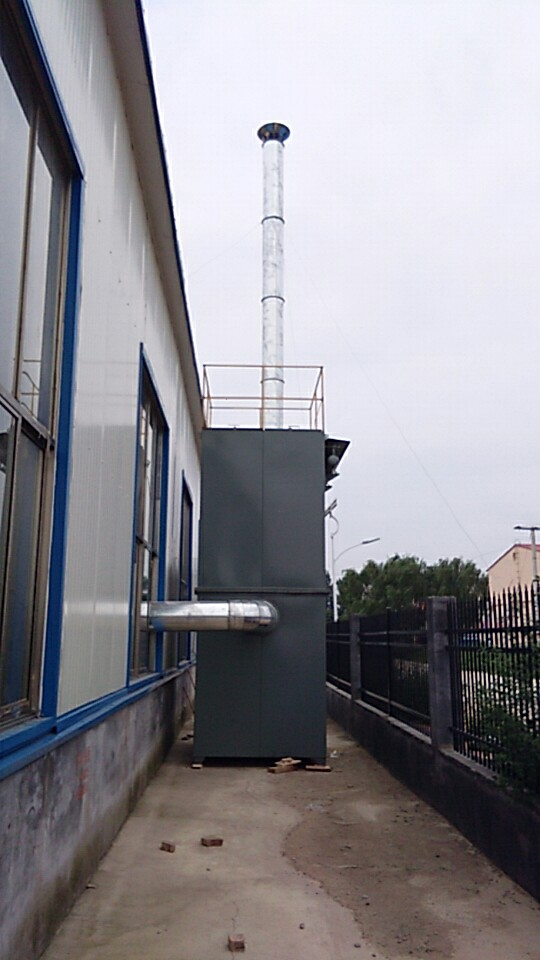 上海哪里有专业的中央除尘系统—富诚环保,厂家直销