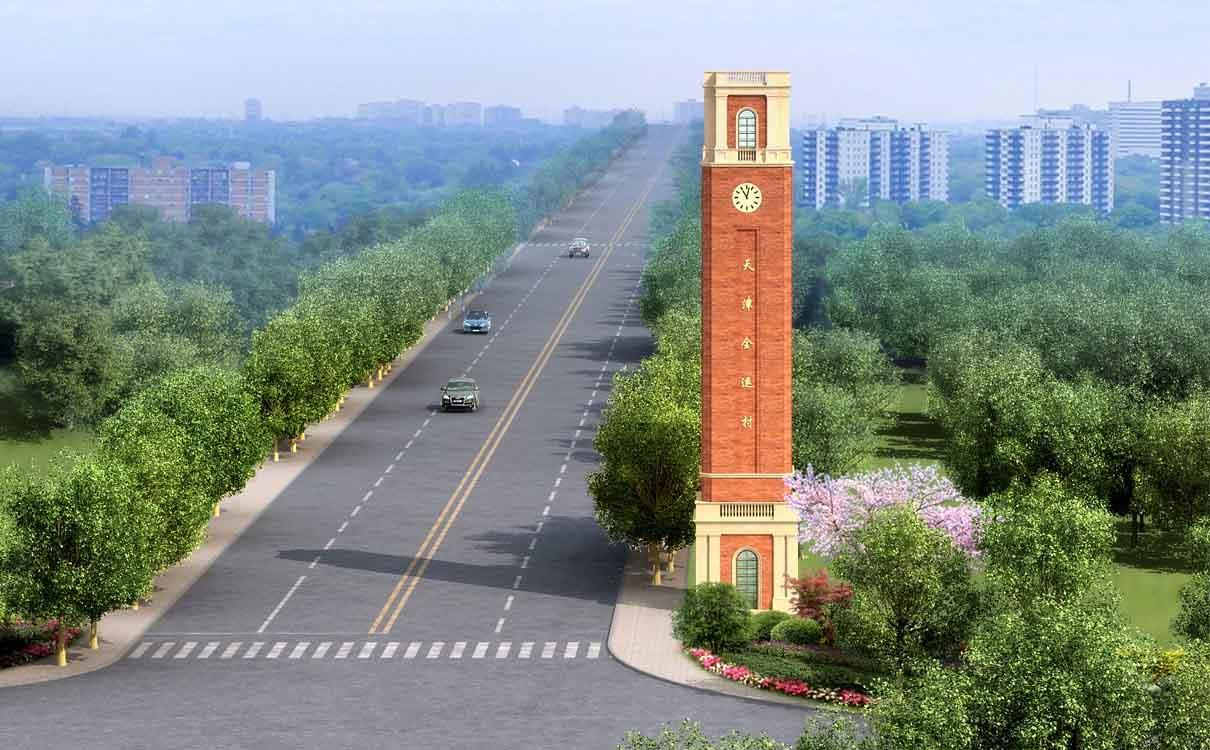 质量好的塔楼钟表品牌推荐 _塔楼装饰钟表定制