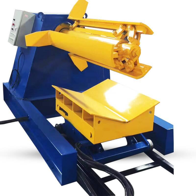 价位合理的5吨液压自动放料架-鑫科瑞机械5吨液压自动放料架哪里好