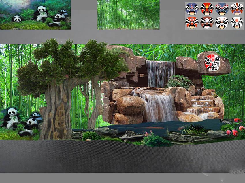 吉林景观设计,为您推荐划算的碳化木花架